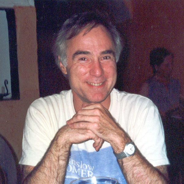 David P. Adams, Cagnes sur Mer, France, September 1998