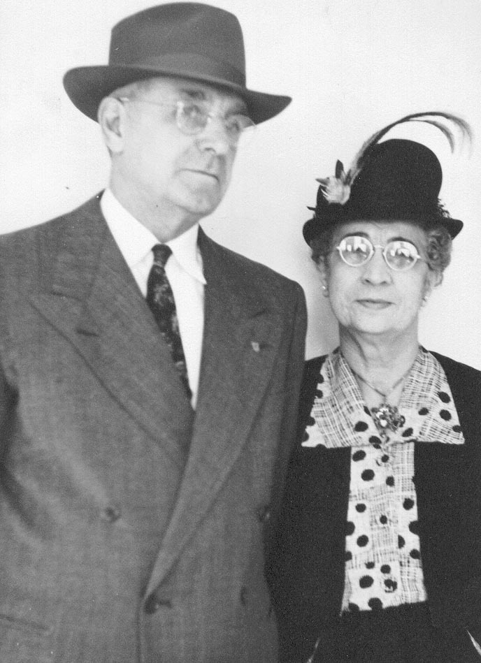 Charles and Elizabeth Adams