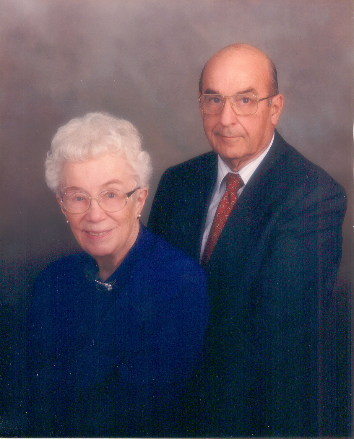 Barbara C. and Robert W. Adams
